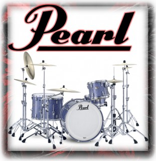 Pearl Drum Kits