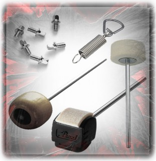 Drum Pedal Beaters And Spares