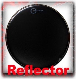 Aquarian Reflector Drum Heads