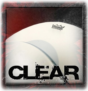 Remo Powerstroke Clear