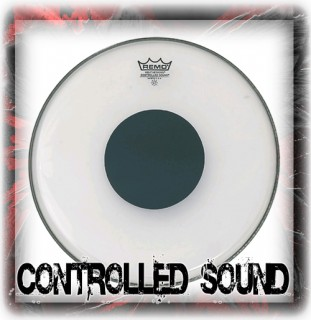 Remo Controlled Sound CS Dot Drum Heads