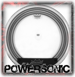 Remo Powersonic Drum Heads