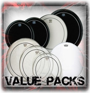 Remo Value Packs & Offers