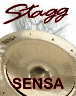 Stagg Sensa Cymbals