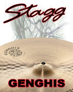 Stagg Genghis Cymbals