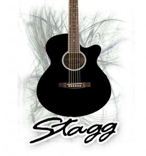 Stagg Acoustic Guitars