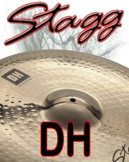 Stagg DH Double Hammered Cymbals
