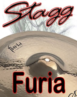 Stagg Furia Cymbals