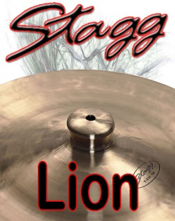 Stagg Traditional Lion China Cymbals