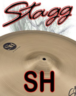 Stagg SH Single Hammered Cymbals