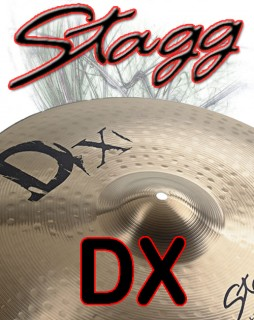 Stagg DX Brass Cymbals