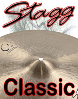 Stagg Classic Cymbals
