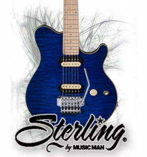 Sterling Electric Guitars By Musicman