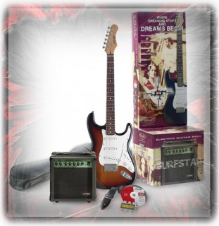 Guitar Value Packs