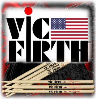 Vic Firth Premium Drum Sticks