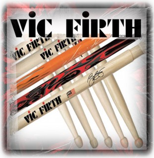 Vic Firth & Nova - Drum Sticks