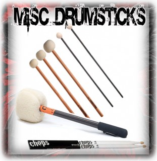 Chalklin Mallets And Misc Drumsticks