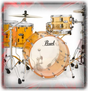 Pearl Crystal Beat Drum KIts