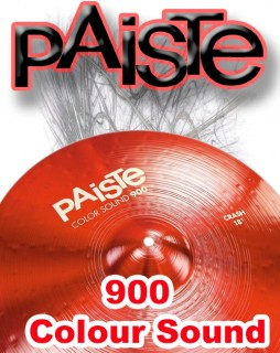 Paiste 900 Colour Sound Cymbals