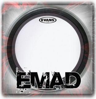 Evans EMAD Drum Heads