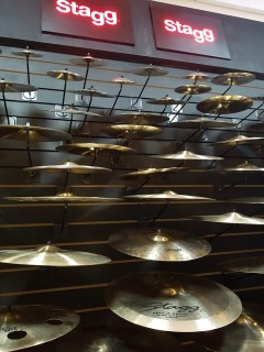 Stagg Cymbals