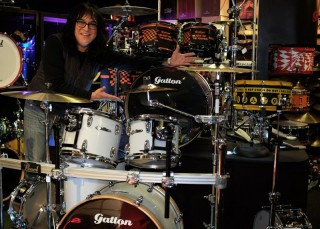 The Mighty Bobby Arechiga In Store For Gatton Drums