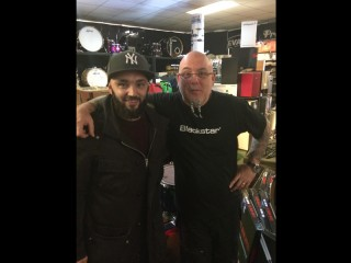 Pete Ray Biggin Store Visit