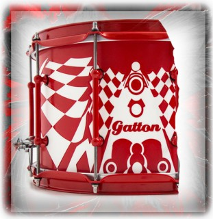 Gatton Custom Snare Drums