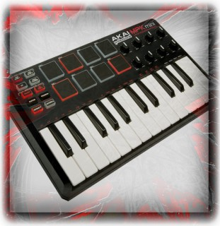 Midi Keyboard, Controllers, USB, Synths & Accessories