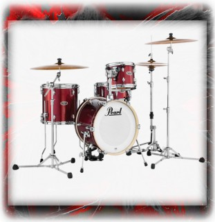 Pearl Midtown & Traveler Series Drum Kits
