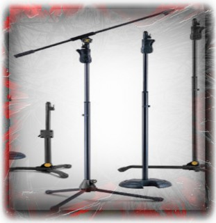 Stands, Music, Microphone, Speaker