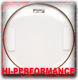 Aquarian Hi-Performance Drum Heads