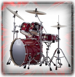 Pearl Session Studio Classic Series Drum Kits