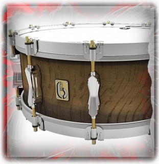 British Drum Co Snare Drums