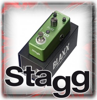 Stagg Effects Pedals