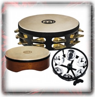 Tambourines & Frame Drums