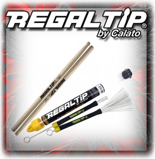 Regal Tip - Drum Sticks And Brushes