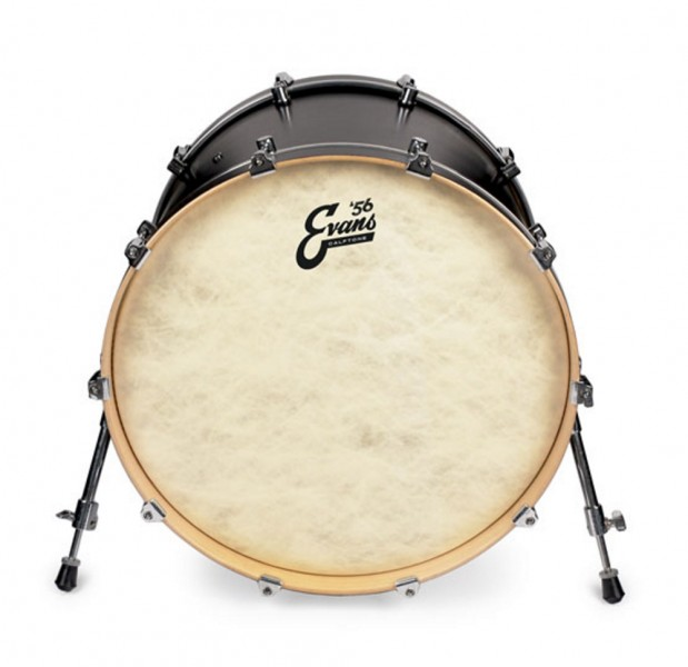 22 Bass Drum Head : evans 22 calftone bass drum head bd22ct rockem music ~ Hamham.info Haus und Dekorationen