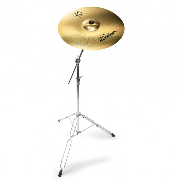 zildjian 18 planet z crash ride cymbal with mapex tornado boom cymbal stand rockem music. Black Bedroom Furniture Sets. Home Design Ideas