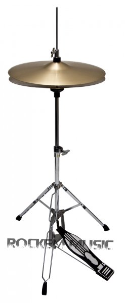 Mapex 14u0026quot; Tornado Hi-hat Cymbals With Cymbal Stand Ideal Starter Pack : Rockem Music