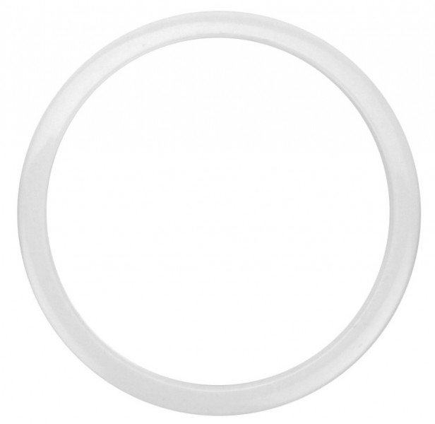 """White 4/"""" Bass Drum O/'s Strengthen Your Bass Drum Skin AOW4"""